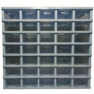 جعبه کشویی قطعات سایز کوچک ۷ طبقه-تصویر 2