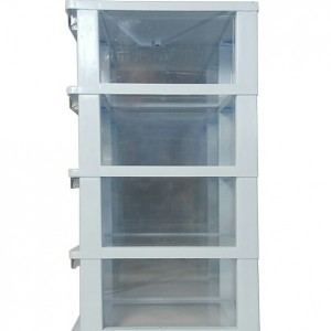 جعبه کشویی قطعات سایز نسبتا بزرگ ۴ طبقه-تصویر 4