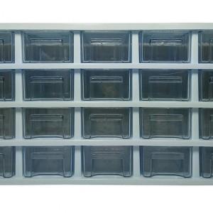 جعبه کشویی قطعات سایز کوچک ۴ طبقه-تصویر 2