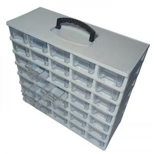 جعبه کشویی قطعات سایز کوچک ۷ طبقه-تصویر 3