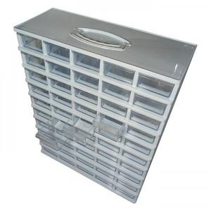 جعبه کشویی قطعات سایز کوچک ۱۰ طبقه-تصویر 3