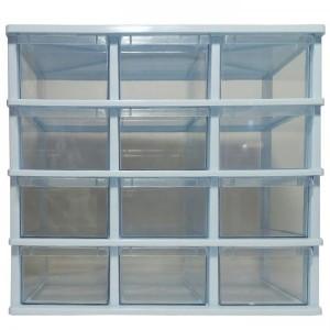 جعبه کشویی قطعات سایز نسبتا بزرگ ۴ طبقه-تصویر 2