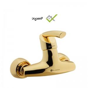 شیر توالت درخشان مدل تاپ گلد (طلایی)