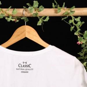 تی شرت طرح لوک ( چاپ نگینی )-تصویر 2