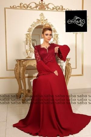 لباس مجلسی آستین پلیسه-تصویر 2