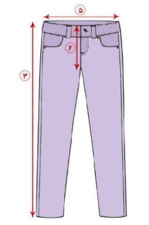 شلوار جین بچگانه شریعتی-تصویر 2