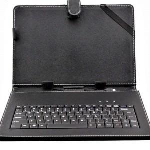 کیف تبلت کیبرددار USB با قلم