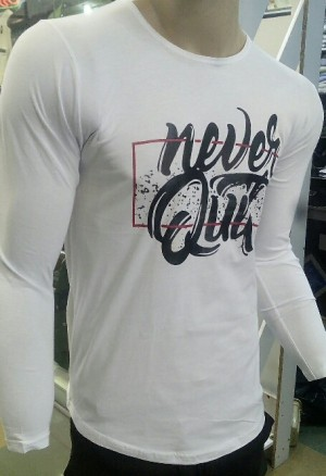 تی شرت فونت