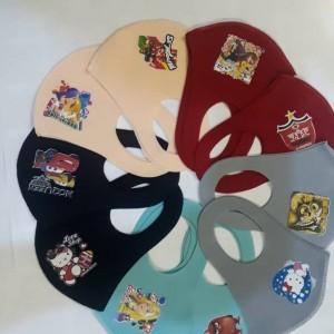 ماسک بچگانه پک پنج تایی-تصویر 3