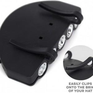 چراغ قوه LED کلاهی کلاه کپ هدلایت-تصویر 4