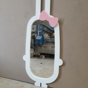 آینه خرگوشی دیواری