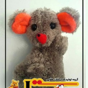 عروسک دستکشی موش