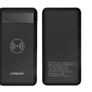 پاور بانک بی سیم آرسون مدل AN-W10 ظرفیت 10000میلی آمپر ساعت-تصویر 3