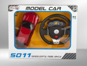 ماشین کنترلی حرکتی ModelCar