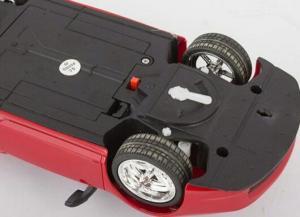 ماشین کنترلی حرکتی ModelCar-تصویر 3