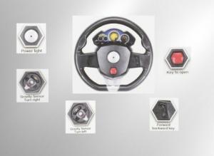 ماشین کنترلی حرکتی ModelCar-تصویر 5
