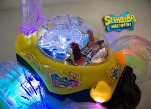 ماشین کنترلی Sponge Bob-تصویر 2