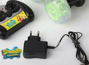 ماشین کنترلی Sponge Bob-تصویر 3