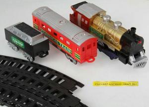 قطار اسباب بازی Western-تصویر 2