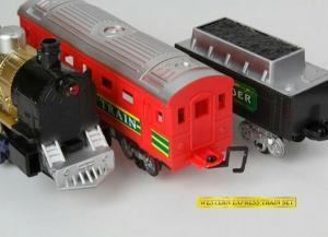 قطار اسباب بازی Western-تصویر 5