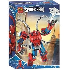 ساختنی لاری کدل spider hero کد 11496
