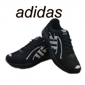 کفش کتانی سایز بزرگ مردانه زیره تزریق قابل شستشو