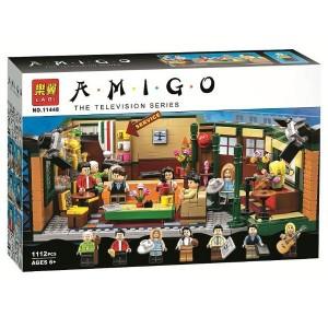 ساختنی لاری مدل Amigo کد 11448