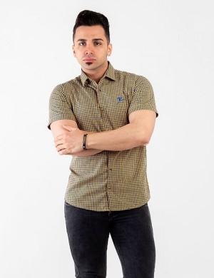 پیراهن مردانه Benson مدل 13504