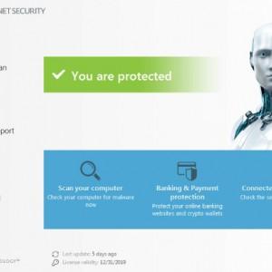 آنتی ویروس اورجینال ESET Internet Security دو کاربره یکساله-تصویر 2
