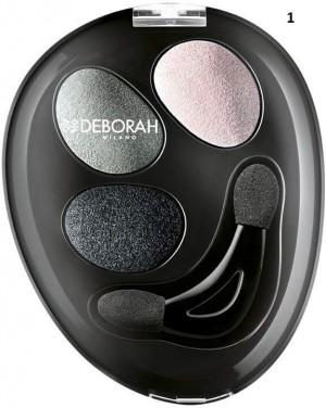 سایه چشم دبورا های تک میلانو   Deborah Milano Trio Hi-Tech Eyeshadow-تصویر 2