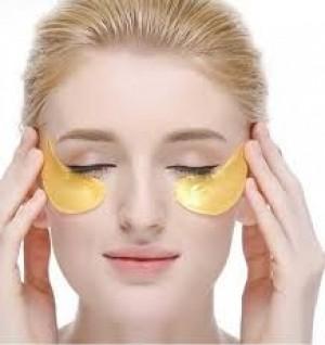 ماسک طلای ۲۴پچ زیرچشم ودورچشم کلاژن ساز-تصویر 3