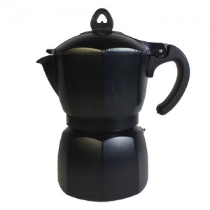 قهوه ساز جنوا 3 کاپ مدل Black