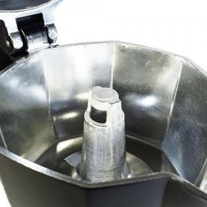 قهوه ساز جنوا 3 کاپ مدل Black-تصویر 3
