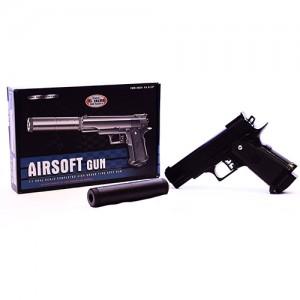 کلت فلزی ساچمه ای AIRSOFT GUN – مدل +V5