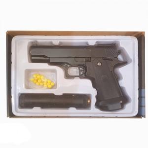 کلت فلزی ساچمه ای AIRSOFT GUN – مدل +V5-تصویر 3