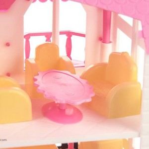 اسباب بازی اینکادو تویز مدل Azine House-تصویر 5