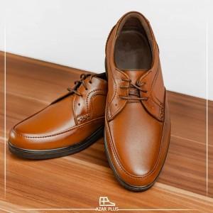 کفش مجلسی و رسمی تمام چرم گاوی مدل t12 مردانه +ارسال رایگان