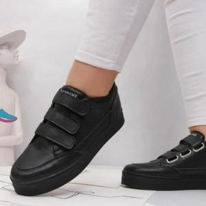 کفش کتانی دخترانه مدل سهچسب-تصویر 2