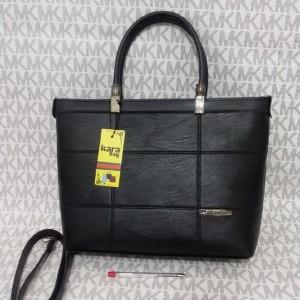 کیف زنانه بزرگ شسته لمینت شده ضخیم
