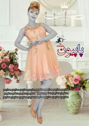 پیراهن خوشگل مدل شکوفه-تصویر 3