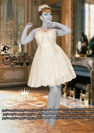 پیراهن خوشگل مدل شکوفه-تصویر 2