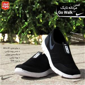 کفش مردانه Nike طرح Go Walk-تصویر 3