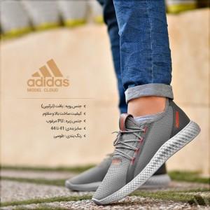 کفش مردانه Adidas طرح Cloud-تصویر 2