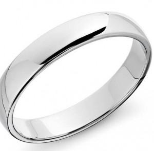 انگشتر نقره طرح حلقه ساده کد11390SR-تصویر 5