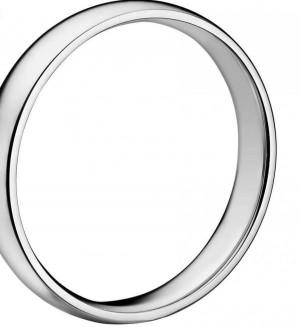 انگشتر نقره طرح حلقه ساده کد11390SR-تصویر 3
