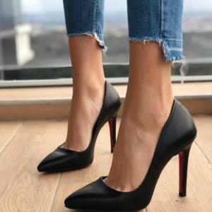 کفش پاشنه دار مجلسی لودشگا