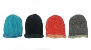 کلاه بافت رنگی-تصویر 2