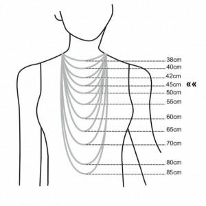 گردنبند نقره صدفی MASSIA-تصویر 3