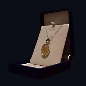 گردنبند نقره صدفی MASSIA-تصویر 2