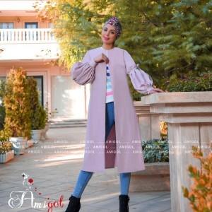 مانتو مدل آنا پاییزه-تصویر 2